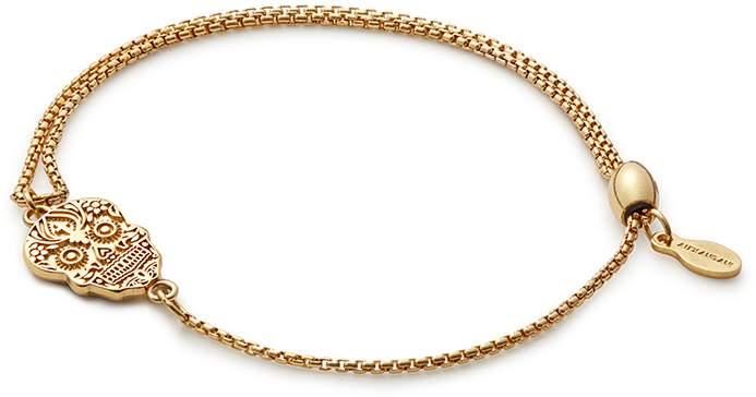 Calavera Pull Chain Bracelet