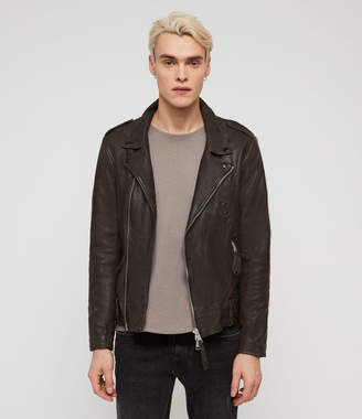AllSaints Vixon Leather Biker Jacket