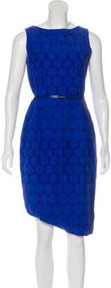 Max Mara Sleeveless Sheath Dress