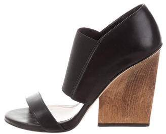 Maiyet Leather Sandals
