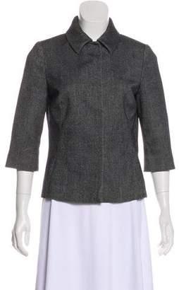 Dolce & Gabbana Alpaca Knit Jacket