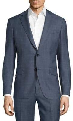 Theory Malcolm Camley Slim-Fit Wool Jacket