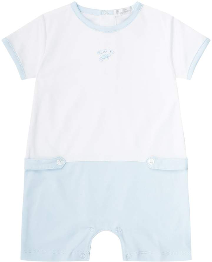 Bunny Tails Short Playsuit