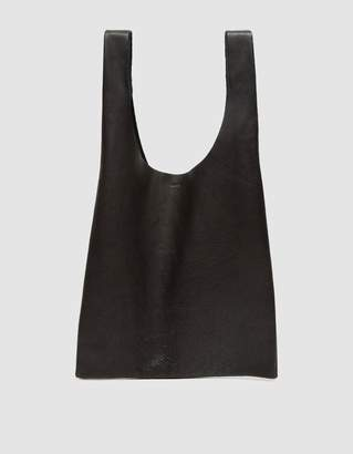 Baggu Leather in Black