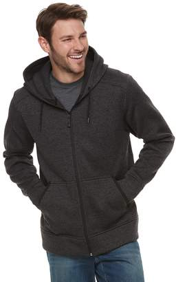 ZeroXposur Men's Stowe Sweater Fleece Hooded Jacket
