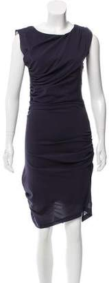 Vena Cava Silk Midi Dress
