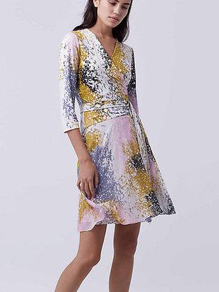 New Irina Wrap Dress $498 thestylecure.com