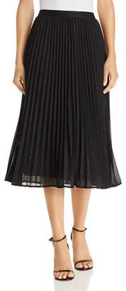 Whistles Pleated Sparkle Skirt - 100% Exclusive