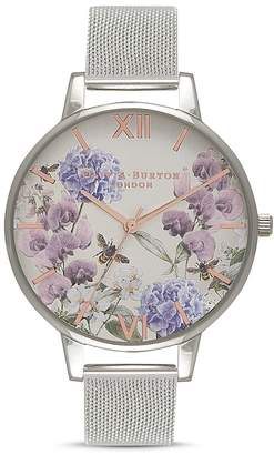 Olivia Burton Parlour Bee Watch, 38mm