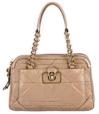 Marc Jacobs Ines Quilted Leather Shoulder Bag