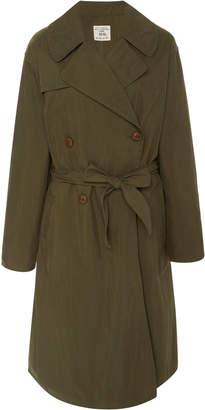 Nili Lotan Benning Cotton-Blend Trench Coat