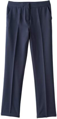 Chaps Girls 4-16 Straight Dress Pants