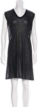 Rick Owens Knit Mini Dress