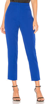 Milly Stretch Crepe High Waisted Skinny Pant