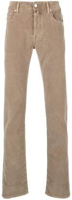 Jacob Cohen slim regular trousers
