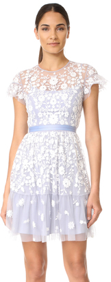 Needle & Thread Tulle Meadow Dress $536 thestylecure.com