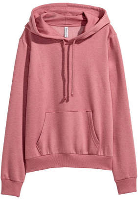 H&M Hooded Sweatshirt - Pink