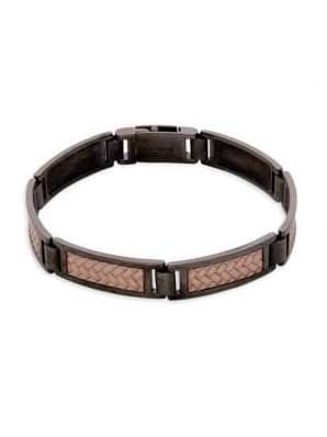 Effy Textured Sterling Silver Bracelet