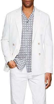 Giorgio Armani Men's Tokyo Faille Double-Breasted Sportcoat