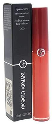 Giorgio Armani Lip Maestro Intense Velvet Color Lip Gloss for Women