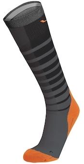 Striped Run Compression Socks $75 thestylecure.com