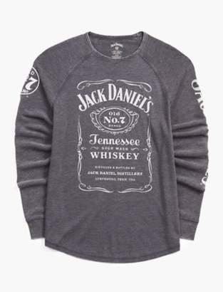Lucky Brand L/S JACK DANIELS THERMAL