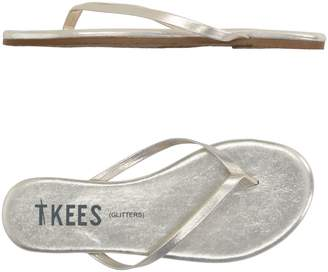 TKEES Toe strap sandals - Item 11142566SP