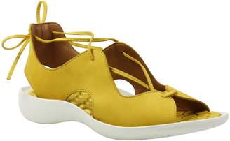 L'Amour des Pieds Nesimah Lace-Up Sandal