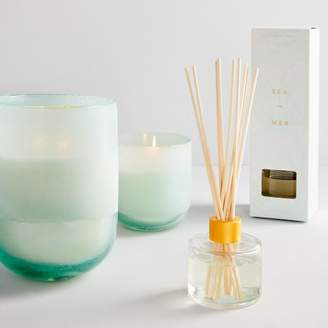 west elm Frosted Glass Homescent Collection - Sea Salt Vanilla