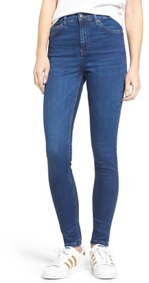 Women's Topshop Jamie High Waist Ankle Skinny Jeans $70 thestylecure.com
