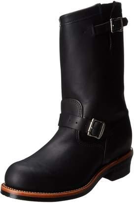 "Chippewa Boots Men's 11"" Steel Toe 27899 Engineer Boot"