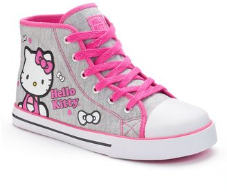 Hello Kitty® Girls' High-Top Sneakers $49.99 thestylecure.com