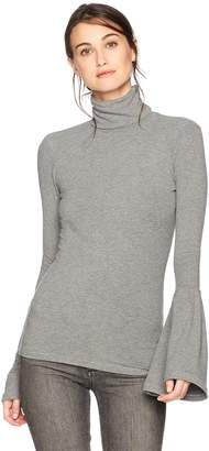 Paige Women's Kenzie Turtleneck Shirt, -, L