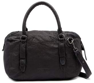 Liebeskind Berlin Moya Full Size Double-Dye Leather Satchel