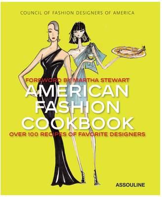 Assouline American Fashion Cookbook