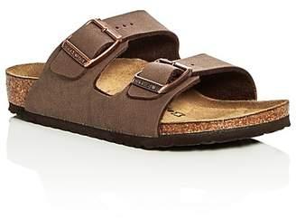 Birkenstock Boys' Arizona Slide Sandals - Toddler, Little Kid $59.95 thestylecure.com