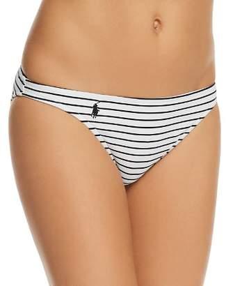 Ralph Lauren Resort Taylor Hipster Bikini Bottom