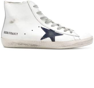 Golden Goose distressed Francy high-top sneakers