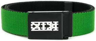Kokon To Zai logo buckle belt