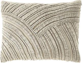 "Pine Cone Hill Goa Natural Decorative Pillow, 16"" x 20"""