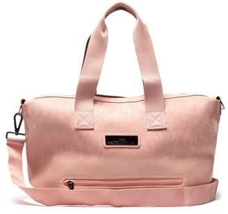 7304748fdd59 adidas by Stella McCartney Studio Snakeskin Effect Print Holdall - Womens -  Light Pink