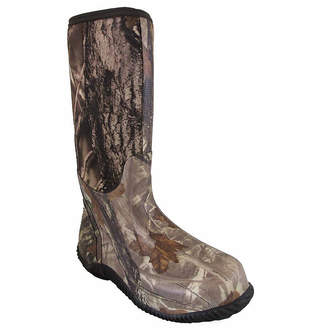 SMOKY MOUNTAIN Smoky Mountain Mens Rain Boots Waterproof Slip Resistant