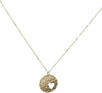 4e9686529c3d7 Pieced Metal Necklace - ShopStyle