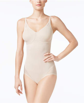 Miraclesuit Women Extra Firm Tummy-Control Sheer Trim Body Shaper 2783
