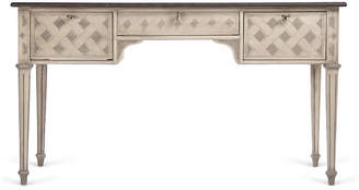 "One Kings Lane Sienna 55"" Desk - Cream"