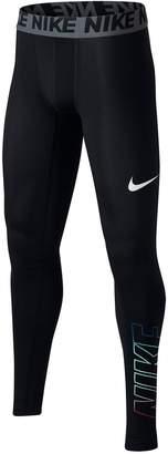Nike Boys 8-20 Base Layer Leggings