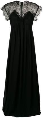 Giambattista Valli lace cap sleeve dress