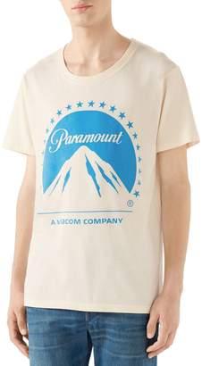 Gucci Paramount Logo T-Shirt