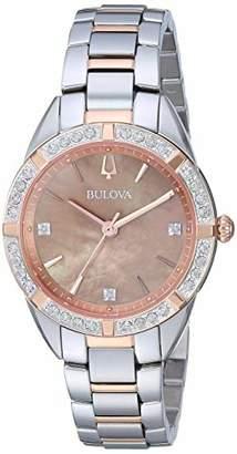 Bulova Dress Watch (Model: 98R264)