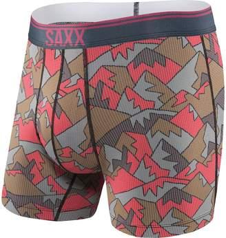 Saxx Quest 2.0 5in Boxer Brief - Men's